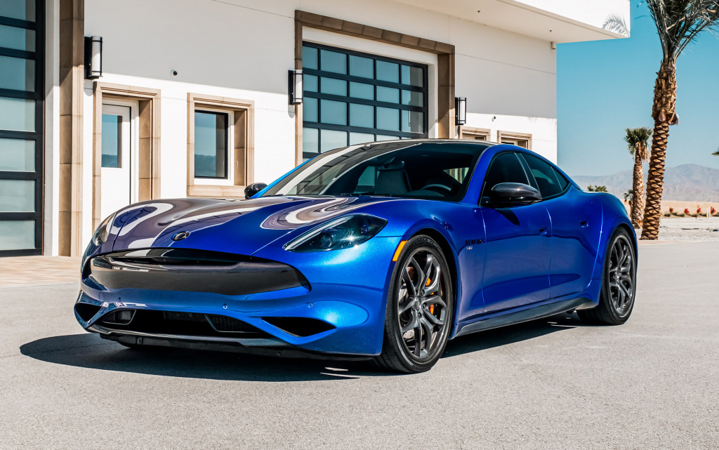 2020 Karma Revero GT with available Sport package