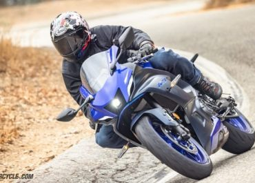 What's The 2022 Yamaha R7 Like To Ride On The Street?